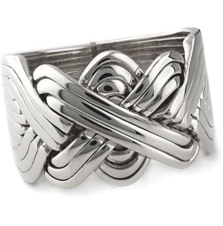 Silverring i 12 delar